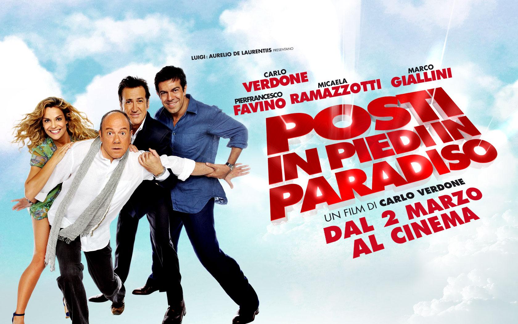 Nadir caselli posti in piedi in paradiso 2012 9